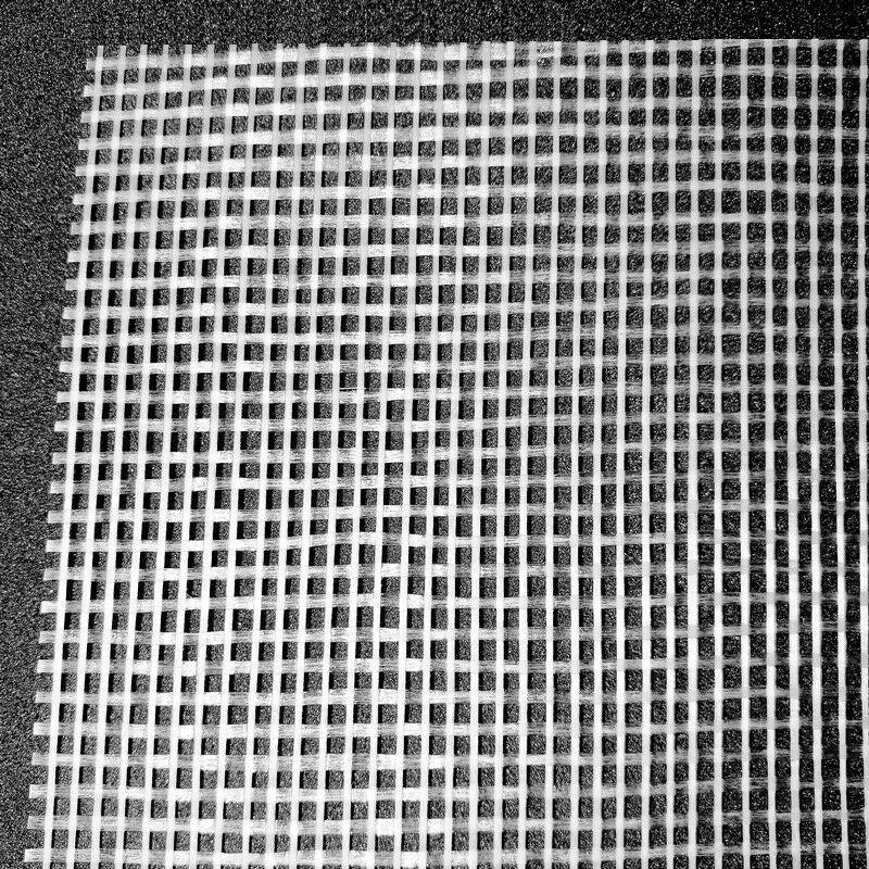 Tissu De Verre Semi épais Fiss Net Professionnel Calicot En Rouleau De 1 X 50 M