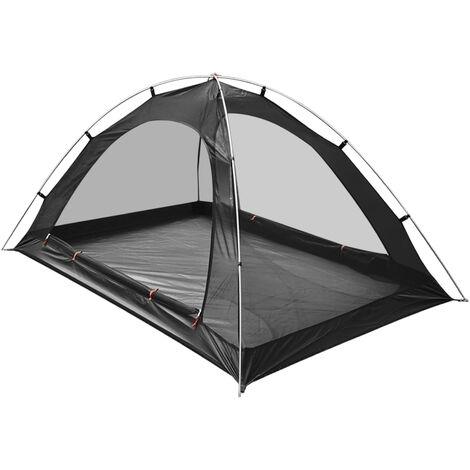 """main image of """"Tissu Moustiquaire Ultra Leger Pour 2 Personnes, Tente Moustiquaire De Camping Portable"""""""