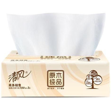 Tissu, Serviette En Papier Doux Avancee