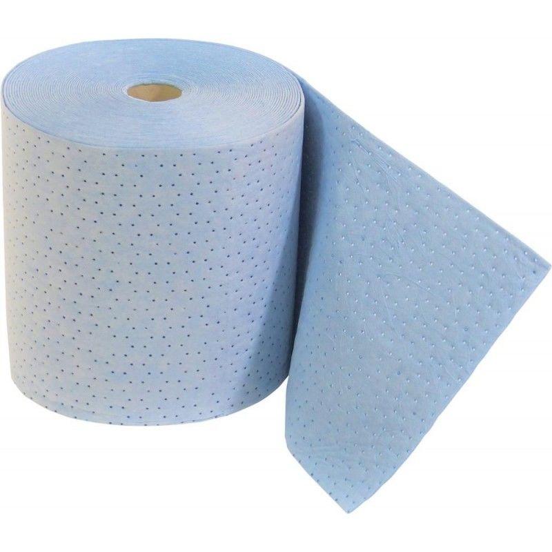FP - Tissus absorbant d'huile bleu 40x40cm (Par 2)