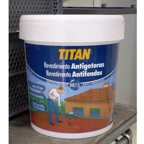 TITAN ANTIGOTERAS 03E 15L. ROJO 2606