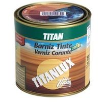 TITAN BARNIZ TINTE ECOLOGICO 2010 250 ML