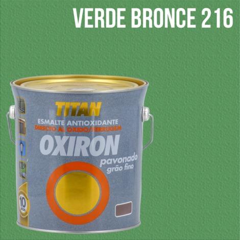 Titan Oxiron Bleuâtre 4L