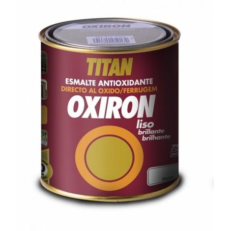 TITAN OXIRON LISO 750 4566 BLANCO