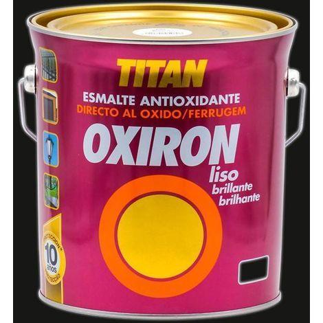 Titan Oxiron Lisse Brillant 4L   4 L - 4549 gris moyen