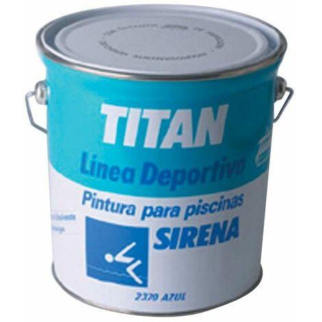 Titan Piscinas Sirena al disolvente