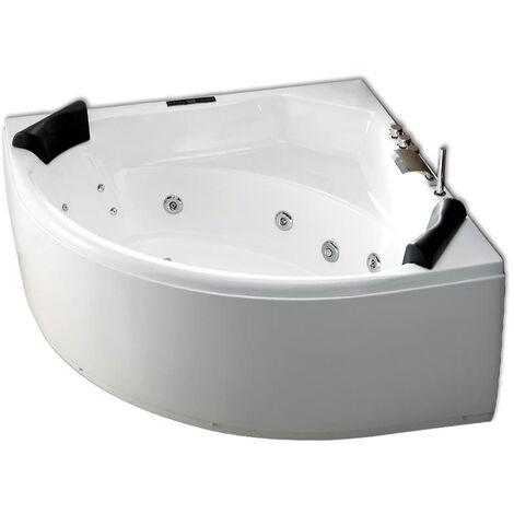 Titan Premium Whirlpool (L/B/H) 155x155x69,5cm