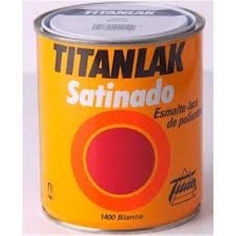 TITAN TITANLAK 750 SATINADO 1417 ROJO INGLES