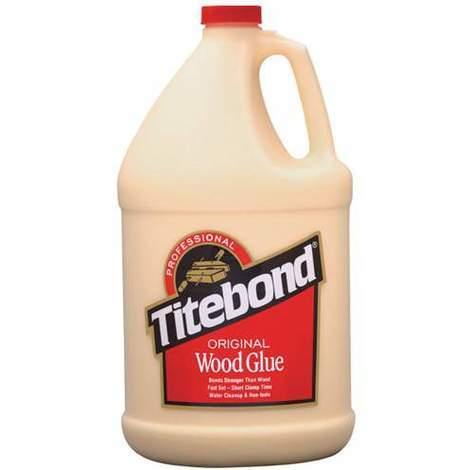 Titebond Original Wood Glue (3,78 lts)
