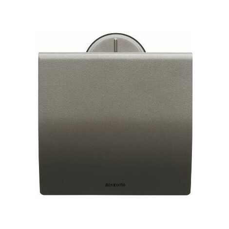 Titulaire Brabantia Rouleau De Papier Toilette - Platinum