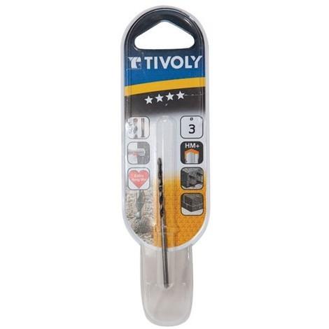TIVOLY - Foret béton - gradué - D: 8 mm