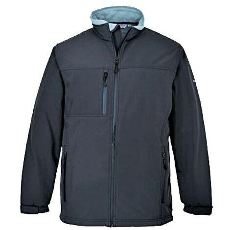 TK50 Black Soft Shell Jackets
