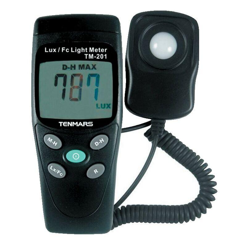 Image of Cie TM-201 Digital Light Meter
