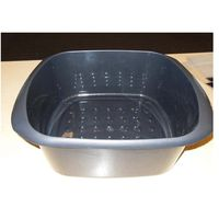 TML 11L Litre Rectangular Washing Up Bowl Oatmeal Fast Postage