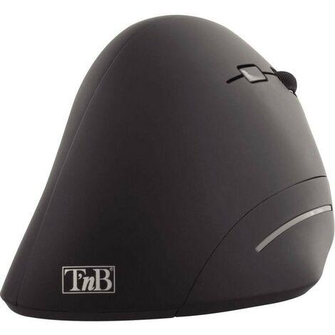 T'NB - Souris ergonomique verticale - sans fil - pour droitier