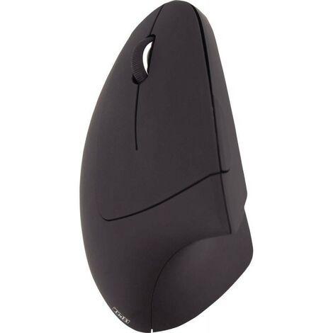 T'NB - Souris ergonomique verticale - sans fil - pour gaucher