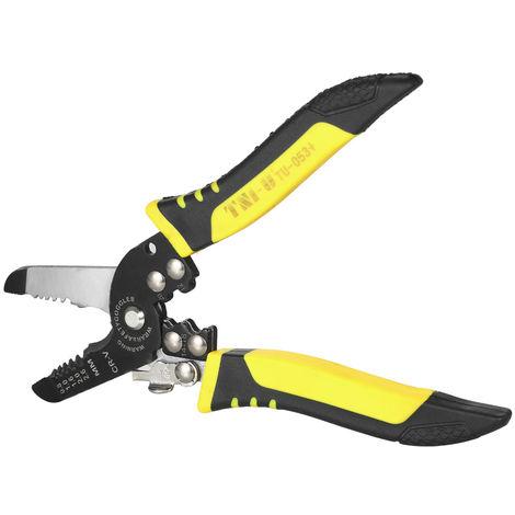 Tni-U, herramienta multifuncional de engarzadora de cable de corte a denuder