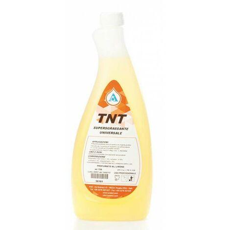 TNT Aral Supersgrassante Universale Profumato al Limone Spruzzino 750 ml Italiano