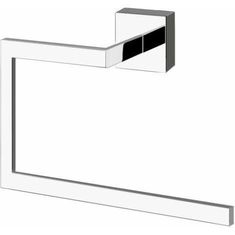 toallero anillo Pollini Acqua Design Cube P1014