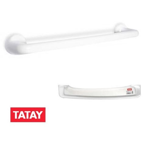 Toallero barra RTT Blanco Tatay