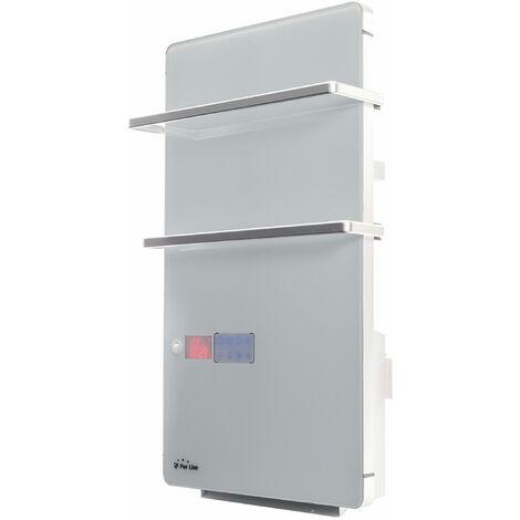 Toallero calefactor eléctrico digital ZAFIR V2000T W