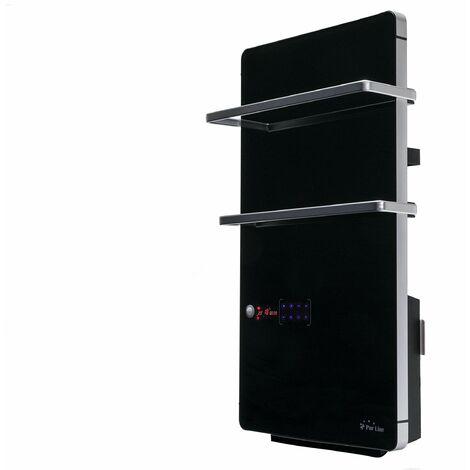 Toallero calefactor eléctrico digital Zarfir Purline