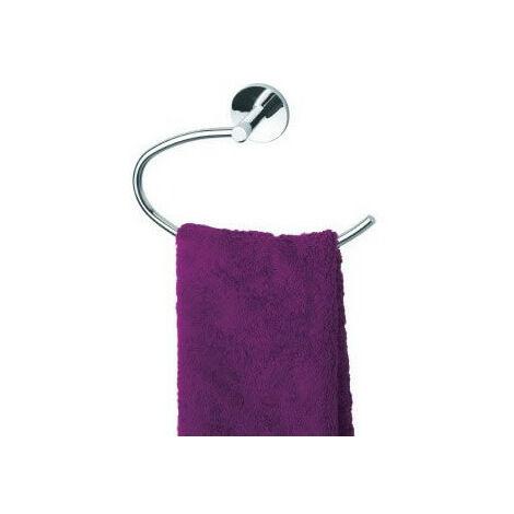 Toallero de aro grande. Serie Cloe baño-diseño