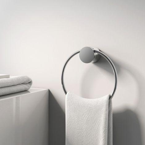 Toallero de aro SDVHR de diseño redondeado - Serie VERSA