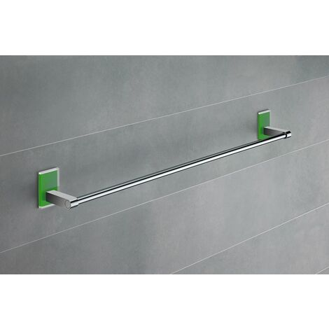 TOALLERO DE BAÑO 60 CM MODELO MAGIC VERDE ACIDO
