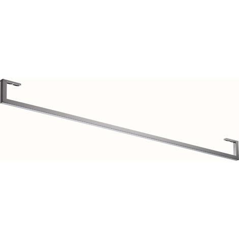 Toallero Duravit Vero 1205mm tubo cuadrado 14mm, para 032912 - 0030341000