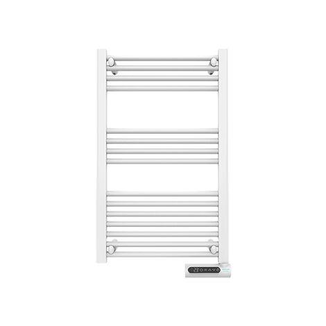 Toallero eléctrico readywarm 9100 smart towel white cecotec