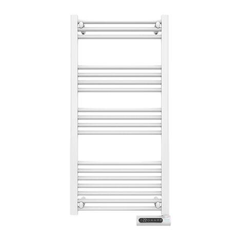 Toallero eléctrico readywarm 9200 smart towel white cecotec