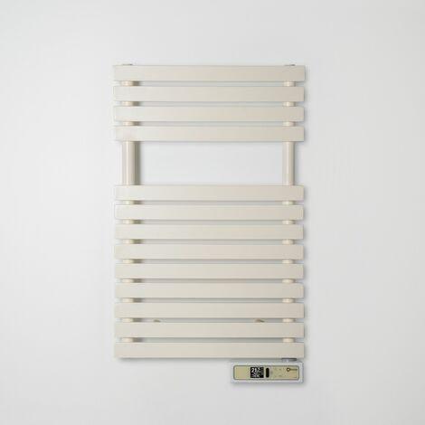 Toallero Eléctrico Rointe Serie D RAL 1013 OYSTER WHITE Texturizado