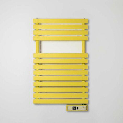 Toallero Eléctrico Rointe Serie D RAL 1021 COLZA YELLOW Texturizado