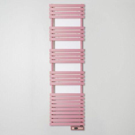 Toallero Eléctrico Rointe Serie D RAL 3015 LIGHT PINK Texturizado
