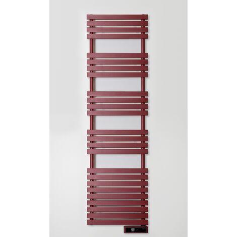 Toallero Eléctrico Rointe Serie D RAL 3032 PEARL RUBY RED Texturizado