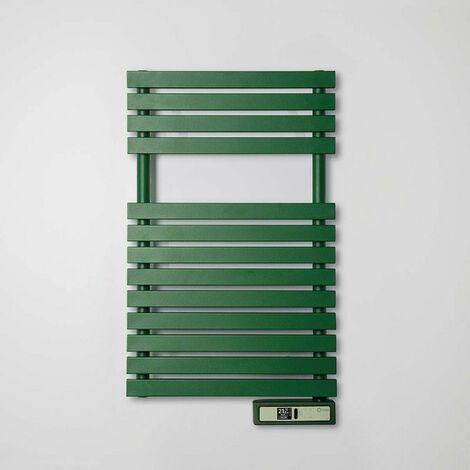 Toallero Eléctrico Rointe Serie D RAL 6035 PEARL GREEN Texturizado