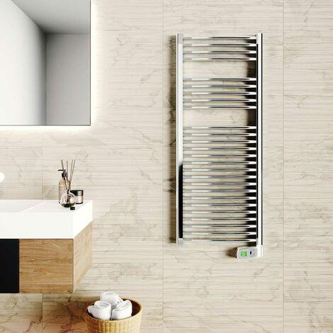 Radiador toallero con fluido térmico