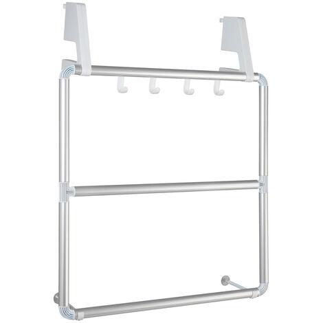 Toallero para puertas y cabinas de ducha Compact WENKO