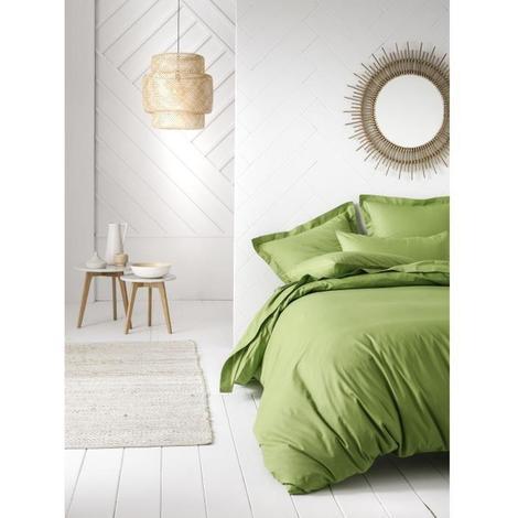 Today Housse De Couette 100 Coton 240x260 Cm Bambou