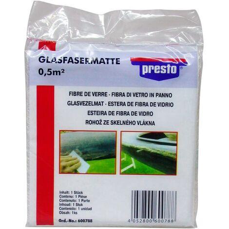 Toile de fibre de verre, epais (125x40) - Presto