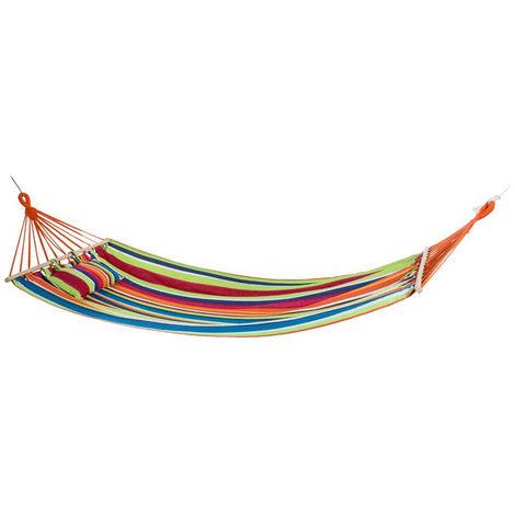 Toile de hamac Guatemala 200 x 100 cm Multicolore