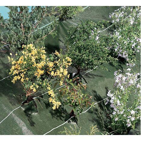 """Toile de paillage tissée spécial paysages """"Agrosol"""" 1,25 x 10 m"""