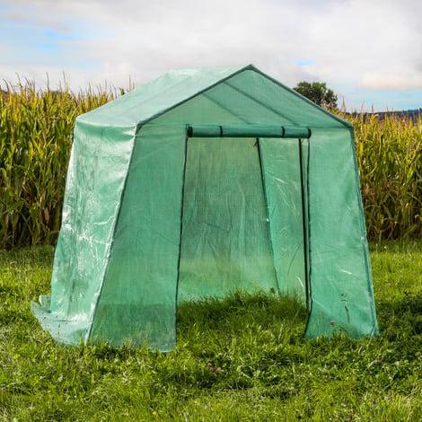 Toile de rechange pour serre de jardin 5m² D40986