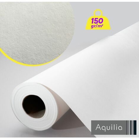 TOILE DE RENOVATION PREPEINTE INTISSE LISSE RENOVA MAX 150GR x 15ml = 15m²