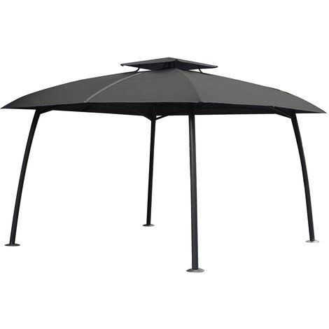 toile de toit pour la tonnelle maldives 3 3 x 3 3 m. Black Bedroom Furniture Sets. Home Design Ideas