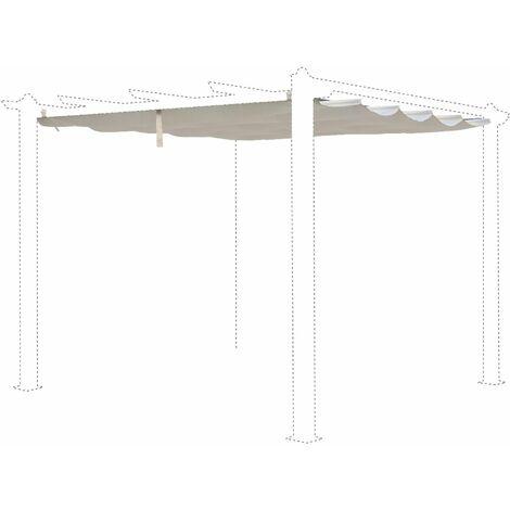 Toile de toit pour pergola 3x3m - Condate