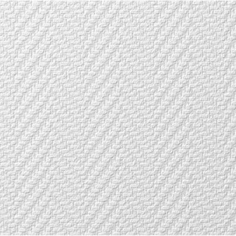 Toile de verre Chevron 170g 12,50m x 1m