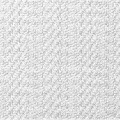 Toile de verre Chevron 170g 25m x 1m