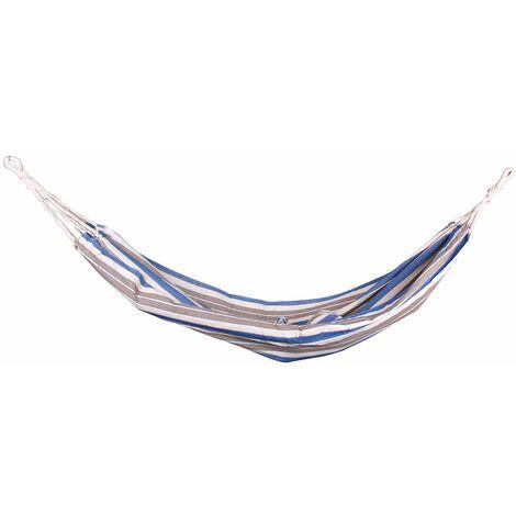 Toile hamac 280 cm bleu